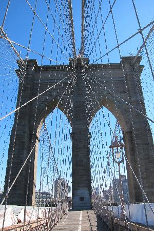 Adventure Hostels JFK: Brooklyn Bridge