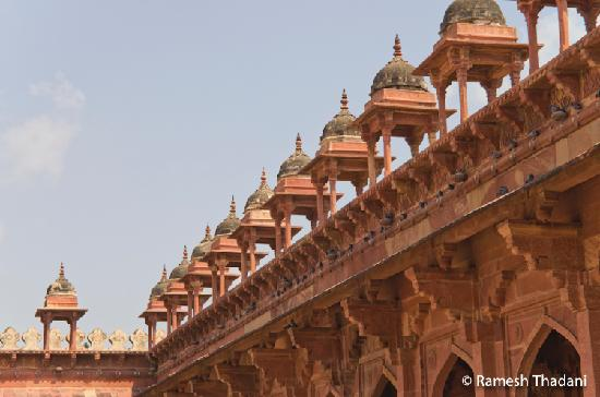 Jama Masjid: Fatehpur Sikri