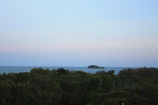 Atlantis Marcoola: Old Woman Island - the view from our balcony