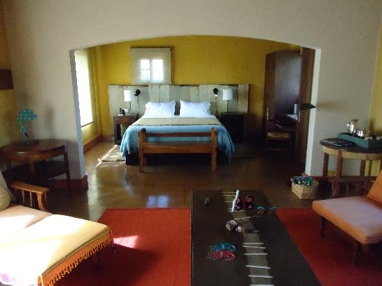 Puerto Bemberg Lodge: habitacion suite