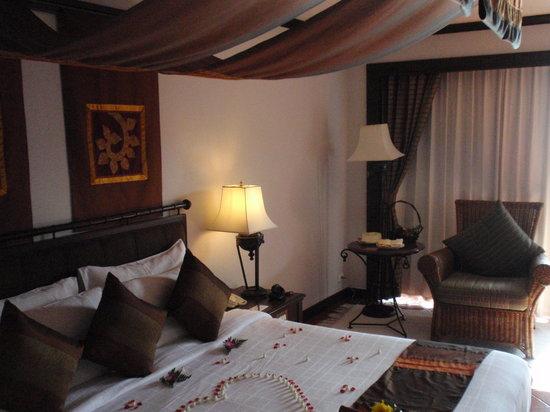 Novotel Phuket Resort: honeymooner room