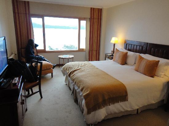 Los Cauquenes Resort & Spa: Nuestra Habitación