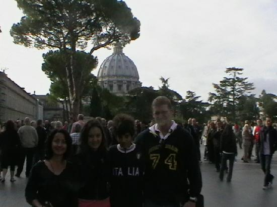 Walking Tours of Rome with Lara - Private Guided Tours : Start of the Tour