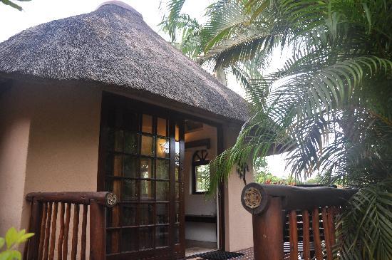 Afrikhaya Guest House: De kamer