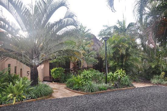 Afrikhaya Guest House: kamer