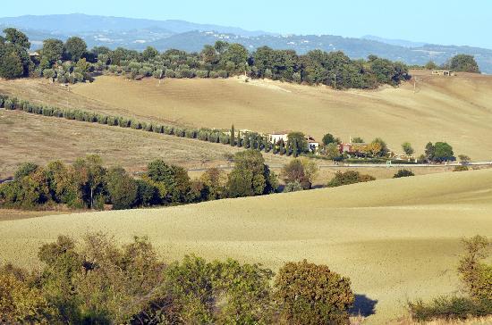 Agriturismo La Bell'Antiglia: Panorama