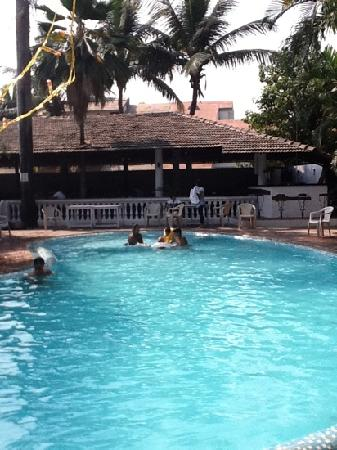 Pool Picture Of Silver Sands Beach Resort Daman Daman Tripadvisor