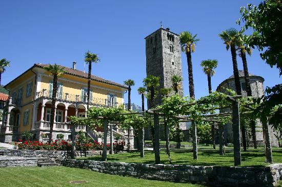 Lago Mayor, Suiza: Minusio - Villa San Quirico