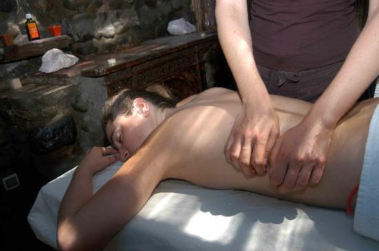 Shangri-La Colchagua Lodge: Masajes de relajación