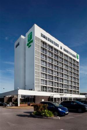 Holiday Inn Southampton: Hotel Exteror Photograph