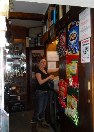 The Thorn Tree : Friendly staff