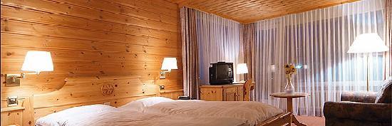 Hotel Obersee: Doppelzimmer Süd mit Balkon