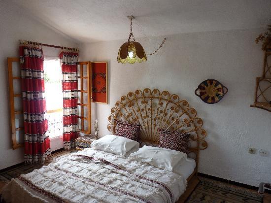 Gite Dayet Aoua : Habitación principal