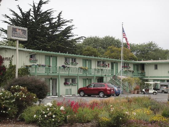 Carmel River Inn: Vista principal