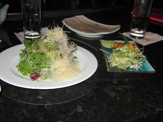 Hachi : Salad
