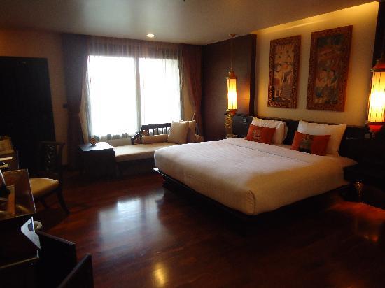 Siripanna Villa Resort & Spa: Double Lead-In Room (Superior).