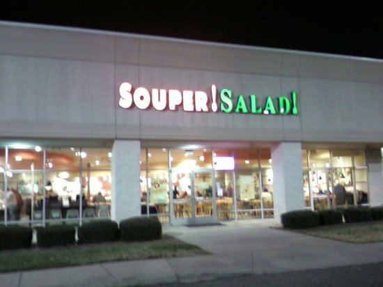 Souper Salad: Outside Entry