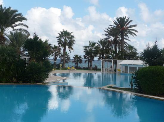 Thalassa Mahdia : La piscine