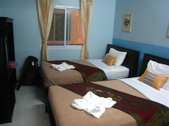 Mixay Paradise : Mixay twin room