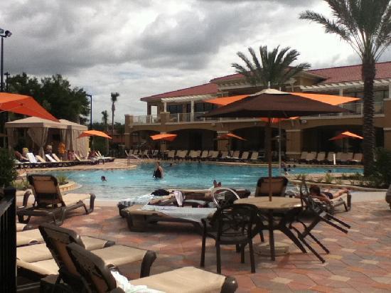Fantasy World Club Villas : New Pool Area