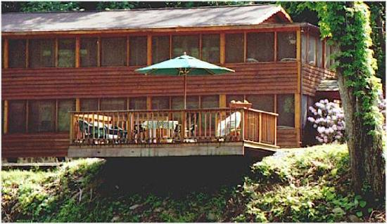 Superbe Cheat River Lodge And Riverside Cabins: Cheat River Lodge