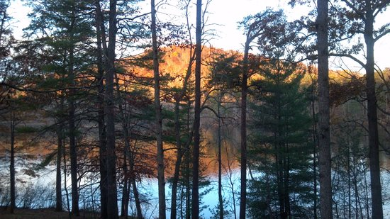 Stuart, Virginie : FSSP Sunrise from Cabin 7