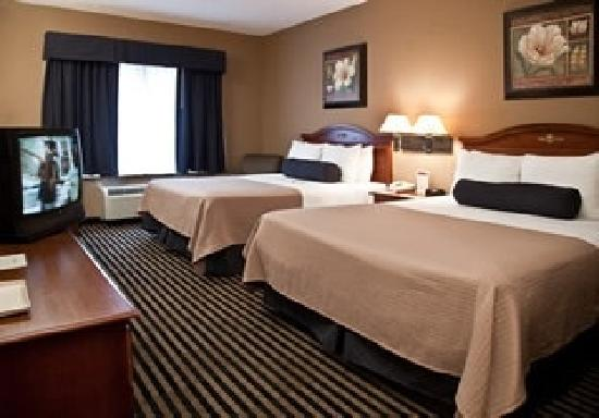 Mountain Inn & Suites: Deluxe Two Queen
