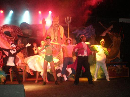 Magic Life Sirene Imperial: Шоу