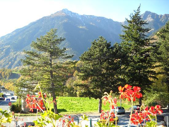 Hotel delle Alpi : Vista dalla camera