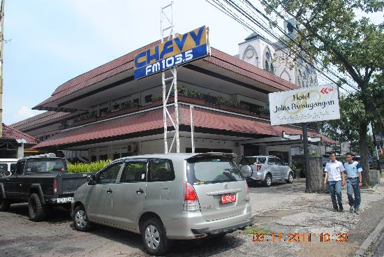 Hotel Jelita Parahyangan Bandung Hotel Reviews Photos Rate