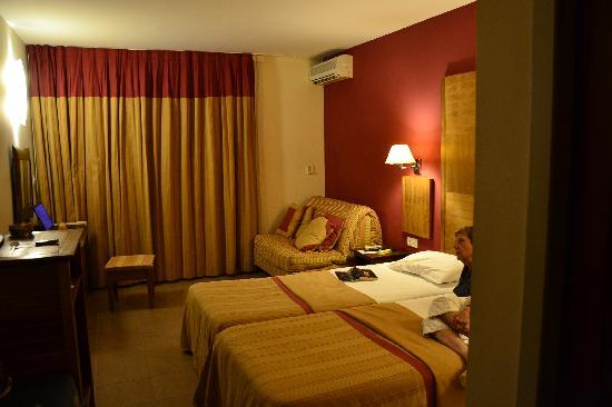 Hotel Le Recif: Ma chambre (427)
