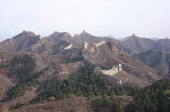 Beijing, China: Great wall