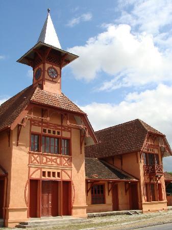 Joinville, SC: Estação da Memória