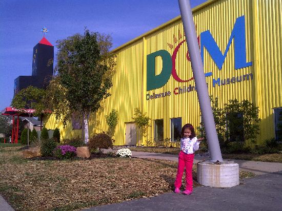 Delaware Children's Museum: Outside of the museum