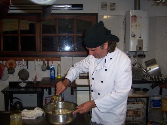 La Guarida Hotel: Como soy chef Federico me permitió cocinar con el