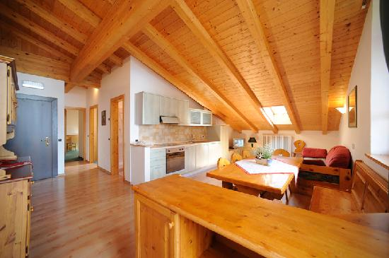 Residence Edelweiss: Gli appartamenti