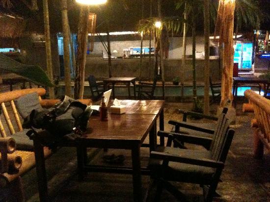 Laanlay Seafood : the restaurant