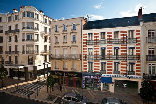 Hotel de naples bewertungen fotos preisvergleich for Hotels vichy