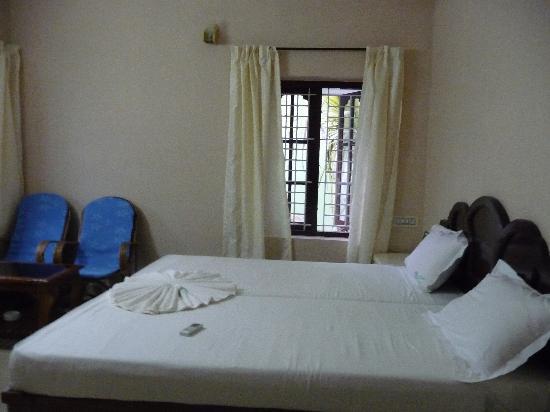 Signature Residence: моя комната