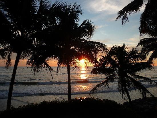 Signature Residence: один из закатов солнца