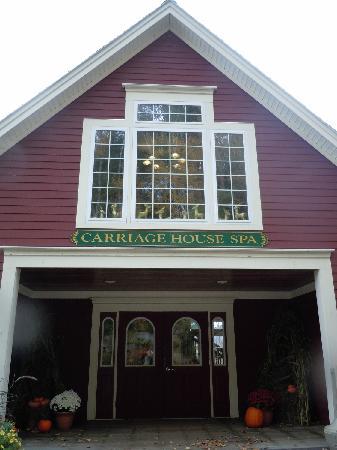 Christmas Farm Inn & Spa: The Carriage House