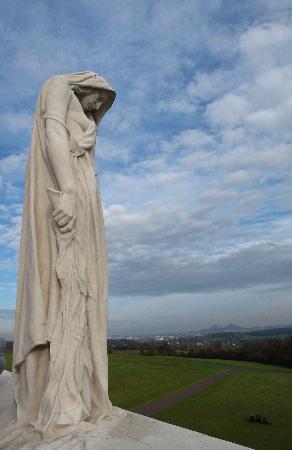 Flanders Battlefield Tours: Vimy Ridge.
