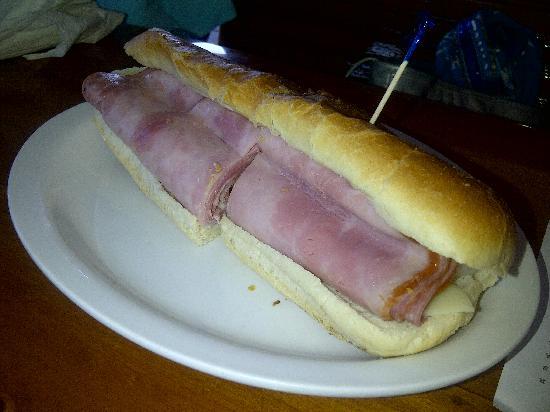 Dough Roller: Wife's Italian Sub