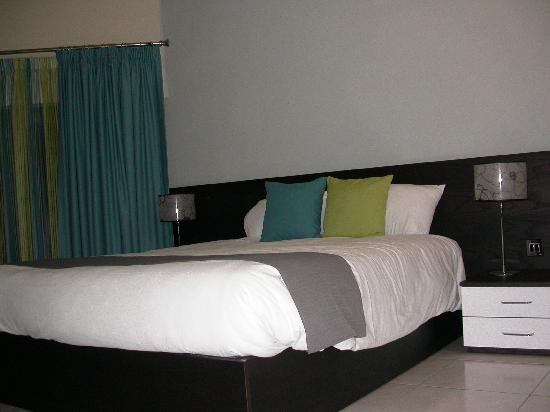 Argento Hotel: Camera matrimoniale
