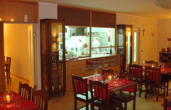 My Food Restaurant : Sale principale