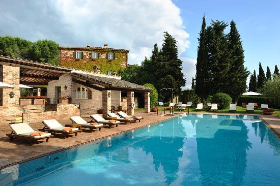 Hotel Borgo San Felice: Piscina