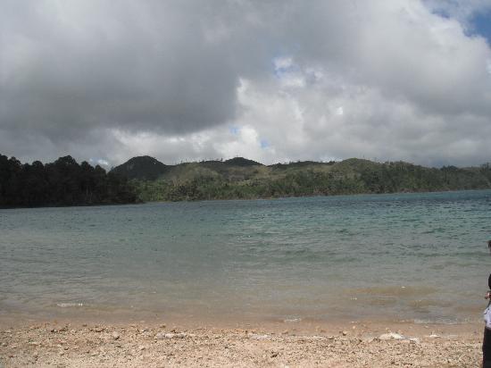 Parque Nacional Lagunas de Montebello: laguna