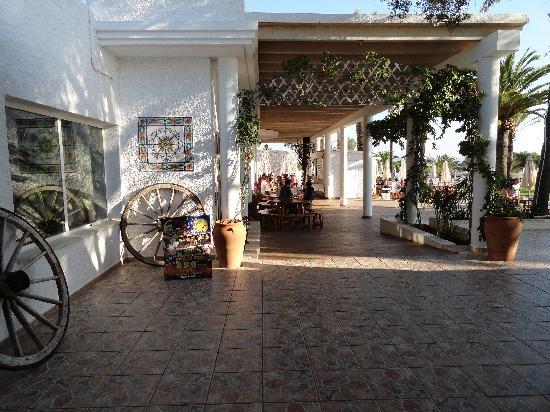 Club Marmara Del Mar: Hall d'accueil