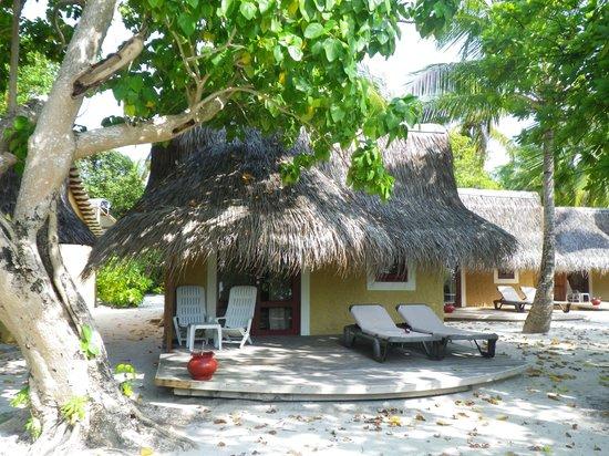 Kuredu Island Resort & Spa : Our Bungalow
