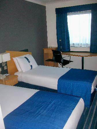 Holiday Inn Express London Stratford: Beds
